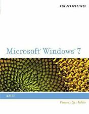 New Perspectives on Microsoft Windows 7, Brief