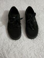 Van's 500714 Black Shoes Men 8.5 woman 10