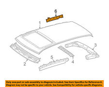 MERCEDES OEM 96-09 E320 Sunroof-Baffle Spring 1407820335