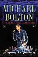 Michael Bolton - Live At The Royal Albert Hall Nuovo DVD