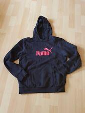 Puma AT Sweatjacke Hoodie Kapuzenjacke Gr 152 Hoody Shirt blau NEU 502997002