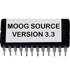 Moog Source firmware OS 3.3 EPROM Vintage Synth Parts No Minimoog