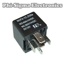12V Standard Automotive Relay - 5 Pin - NO/NC Changeover Contacts (SPDT)