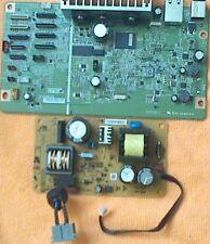 Epson Stylus Photo Printer R 2000 R3000 Main Board & Power Supply