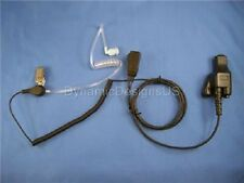 For Motorola XTS 1500 2500 3000 3500 5000 HT 1000 2000 Acoustic Tube Headset