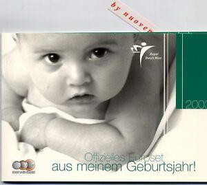GERMANIA  ALLEMAGNE 2003 BABY 8 monete + MED.
