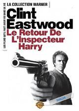 Le Retour de l'Inspecteur Harry DVD NEUF SOUS BLISTER