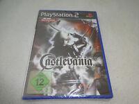 Castlevania Sony PlayStation 2 PS2 Spiel neu new sealed