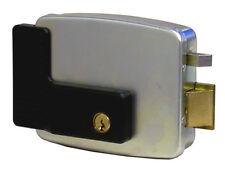 Serratura elettrica elettroserratura cancelli CISA 11921 destra entrata mm.60