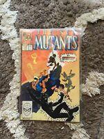 The New Mutants #83 Dec 1989 Marvel