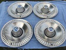1964 Ford Galaxie hub caps