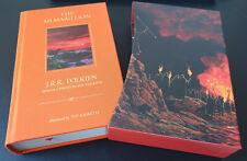 J R R Tolkien: The Silmarillion - Illustrated Ltd Deluxe Ed. 1st / 1st - NEW!