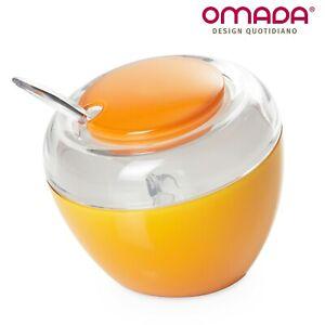 Zuccheriera Colorata, Porta Zucchero o Formaggio da 300 ml Omada Design