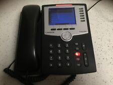 LinkSYS 6-Line IP Phone SPA962 with 2 Ethernet Switch, PoE and Display