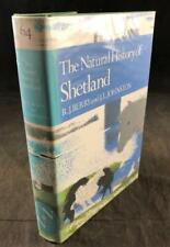 1980 THE NEW NATURALIST LIBRARY SHETLAND NUMBER 64 DUST WRAPPER 1ST EDITION