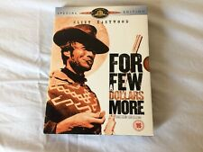 For A Few Dollars More Special Edition Dvd