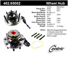 Premium Axle Bearing & Hub Assembly fits 2003-2005 Ford Excursion F-250 Super Du