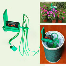 Automatic Micro Home Drip Irrigation System Sprinkler Water Timer Controller