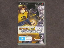 Spectral vs Generation - Sony PSP Game VGC PAL Complete FREE & FAST POST
