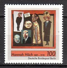 Germany / Berlin - 1989 Hannah Höch (Painter) - Mi. 857 MNH