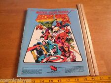 TSR Marvel Super Heroes MHSP 1 Secret Wars module book 6860 RPG 1984