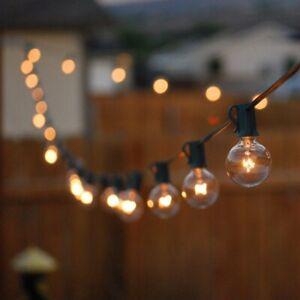 220V 20LED Garden String Light Ourdoor Hanging Lantern Fairy Light Christmas