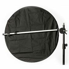 Lencarta 65-124cm Photography Reflector Holder Boom Arm for Any Light Stand