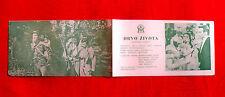 RAINTREE COUNTY 1958 ELIZABETH TAYLOR MONTGOMERY CLIFT UNIQUE EXYU MOVIE PROGRAM