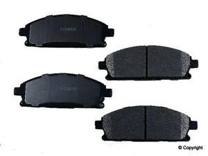 Disc Brake Pad Set-Meyle Semi Metallic Front WD Express 520 08550 503