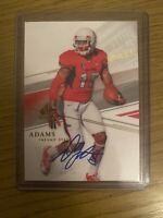 DAVANTE ADAMS 2014 SP Authentic Rookie  Autograph #79 MVP? HOT! ON FIRE! Packers