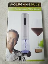 WolfGang Puck Rechargeable Wine Opener