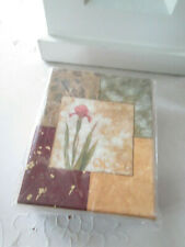 Kimberly Baker Note Card Set, 20 Cards w/ Envelopes, Irish Flower, New in Box
