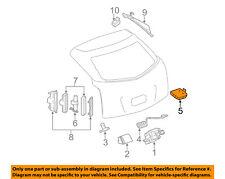 GM OEM Liftgate-Control Module 20837967