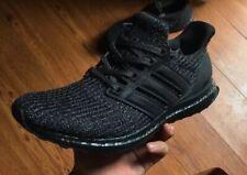 Adidas UltraBoost Ultra Boost 4.0 Triple Black BB6171 Mens Size 11