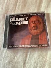 Planet of the Apes (Original 1968 Cd Soundtrack) Masters 1249 - Factory Sealed