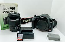 Canon Rebel XSi EOS 12.2MP Digital SLR  Camera