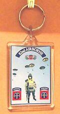 82nd Airborne key ring..