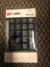 wireless numeric keyboard/ SK-51AG