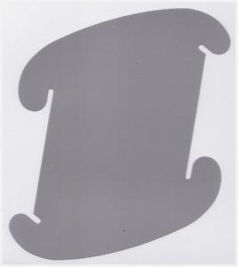 "30Pc MED 12""/30cm CREATIVE MODERN IQ Puzzle Jigsaw Light Lamp Infinity USA"