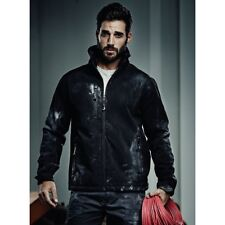 Regatta Hardwear Mens Groundfort II Full Zip Softshell Workwear Jacket