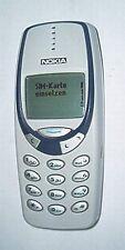Nokia 3330 | 1 Jahr Gewährleistung | guter Zustand | (ohne Simlock)
