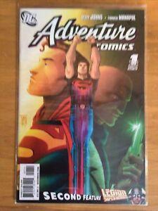 Adventure Comics (2009 series) #1 Oct. 2009 DC Comics C120