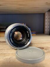 Hasselblad Carl Zeiss Planar C 80mm F2.8 Chrome Lens Excellent CLAd