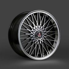 """4 x 17"""" AXE EX3 ALLOY WHEELS TO FIT FORD  CONNECT MONDEO S-MAX C-MAX"""