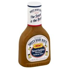 Sweet Baby Ray's Sweet Golden Mustard Barbecue Sauce