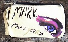 """Avon Mark """"Make Yours"""" Cosmetic Makeup Bag Case Eye (New/Sealed)"""
