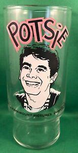 1977  Potsie Happy Days Pizza Hut Dr Pepper Collector Glass Pizza Hut