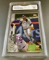 FERNANDO TATIS JR. All Star Rookie 2020 Topps #168 GMA Graded 10 Gem MT