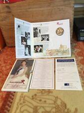 Elizabeth R 70th Cumpleaños Moneda Conmemorativa De Corona/cinco libras