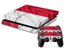 Sony PS4 Playstation 4 Skin Design Aufkleber Schutzfolie Set - Indonesia Motiv